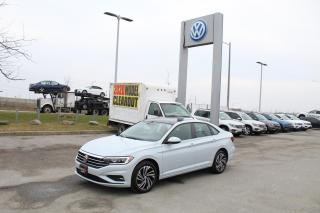 Used 2019 Volkswagen Jetta 1.4T Execline Auto for sale in Whitby, ON