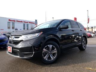 Used 2017 Honda CR-V LX  AWD - Bluetooth - Rear camera - Heated Seats for sale in Mississauga, ON