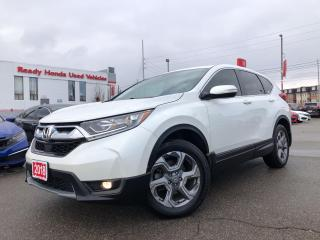 Used 2018 Honda CR-V EX - Lane Watch -  Sunroof - Rear Camera for sale in Mississauga, ON