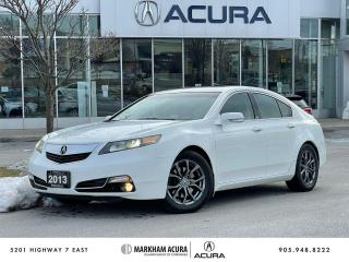 Used 2013 Acura TL Tech at for sale in Markham, ON