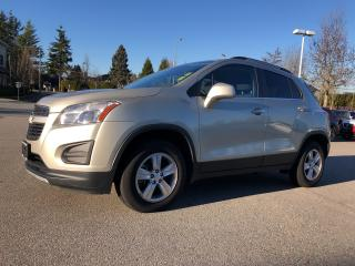 Used 2014 Chevrolet Trax LT for sale in Surrey, BC