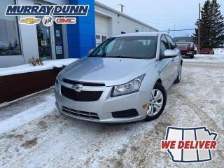 Used 2014 Chevrolet Cruze *REMOTE START*GREAT FUEL MILEAGE* 1LT for sale in Nipawin, SK