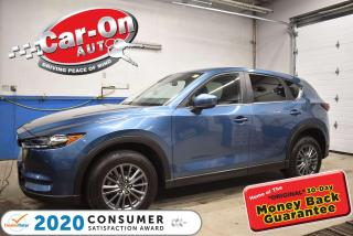 Used 2018 Mazda CX-5 GS AWD | LEATHER & SUEDE | HEATED SEATS & STEERING for sale in Ottawa, ON