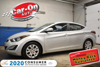Used 2014 Hyundai Elantra GL | Heated Seats for sale in Ottawa, ON