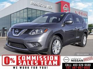 Used 2014 Nissan Rogue SV for sale in Medicine Hat, AB