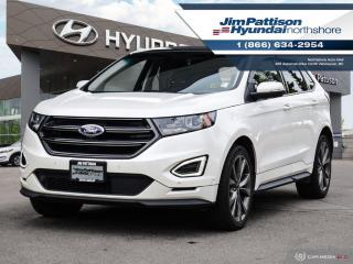 Used 2016 Ford Edge SPORT for sale in North Vancouver, BC
