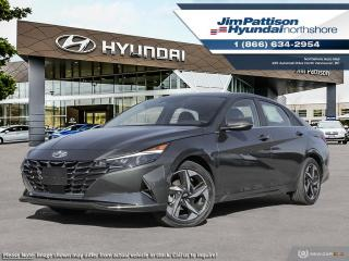 New 2021 Hyundai Elantra Ultimate for sale in North Vancouver, BC