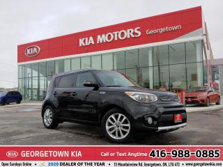 Used 2018 Kia Soul EX+ | CLEAN CARFAX | B/U CAM | HTD SEATS | 67,691K for sale in Georgetown, ON