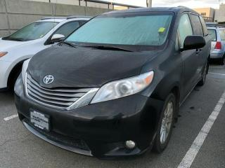 Used 2013 Toyota Sienna XLE, Local, No Accidents! for sale in North Vancouver, BC