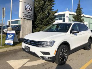 New 2021 Volkswagen Tiguan United for sale in Surrey, BC
