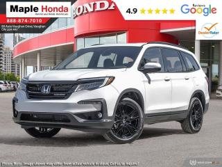 New 2021 Honda Pilot Black Edition for sale in Vaughan, ON