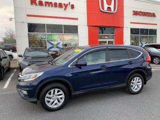 Used 2015 Honda CR-V EX for sale in Sydney, NS