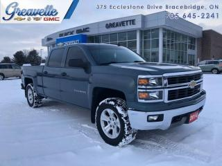 Used 2014 Chevrolet Silverado 1500 SILVERADO K1500 LT for sale in Bracebridge, ON