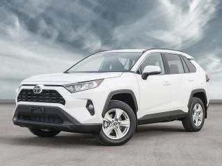 New 2021 Toyota RAV4 XLE AWD for sale in North Bay, ON