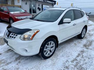 Used 2012 Nissan Rogue SL, AWD, leather, navigation, sunroof, no accidents for sale in Halton Hills, ON