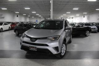 Used 2018 Toyota RAV4 LE NO ACCIDENTS I REAR CAM I HEATED SEATS I POWER OPTIONS for sale in Mississauga, ON