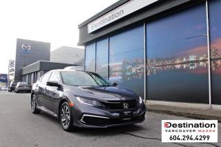 Used 2019 Honda Civic Sedan EX for sale in Vancouver, BC