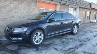 Used 2014 Volkswagen Passat 4dr Sdn 2.0 TDI Highline for sale in Calgary, AB