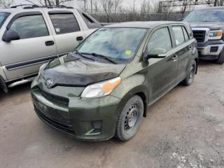 Used 2011 Scion xD 5DR HB for sale in North York, ON