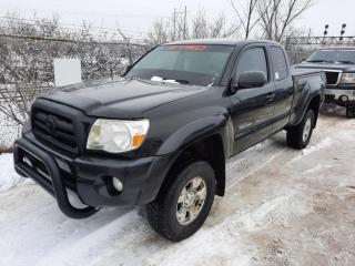 Used 2008 Toyota Tacoma 4WD Access V6 for sale in North York, ON