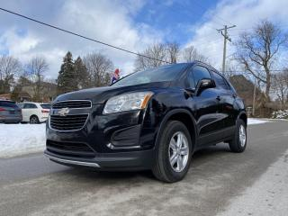 Used 2014 Chevrolet Trax AWD LT, Bose Sound System, Rear Cam, Acc Free, Certified for sale in King City, ON