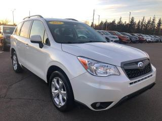 Used 2015 Subaru Forester i Touring for sale in Charlottetown, PE