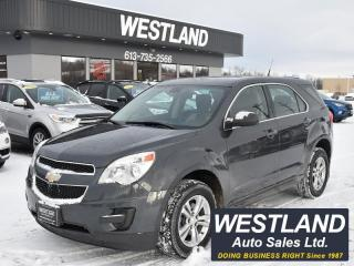 Used 2011 Chevrolet Equinox for sale in Pembroke, ON