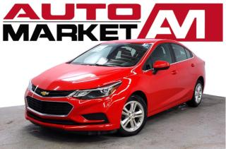 Used 2017 Chevrolet Cruze LT Certified! Heated Seats! We Approve All Credit! for sale in Guelph, ON