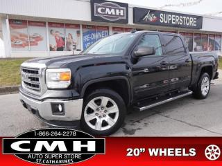Used 2015 GMC Sierra 1500 SLE for sale in St. Catharines, ON