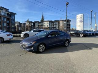 Used 2019 Hyundai Elantra Preferred Sun & Tech Package AUTONOMOUS BRAKING for sale in Langley, BC