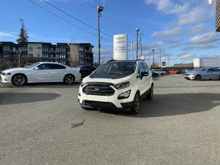 Used 2019 Ford EcoSport SES AWD for sale in Langley, BC