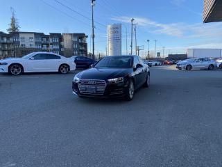 Used 2017 Audi A4 Progressiv Quattro for sale in Langley, BC