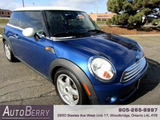 Used 2008 MINI Cooper Base - Hardtop - Auto for sale in Woodbridge, ON