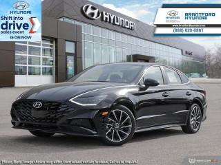 New 2021 Hyundai Sonata 1.6T Ultimate  - $250 B/W for sale in Brantford, ON