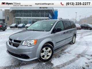 Used 2015 Dodge Grand Caravan Canada Value Package  SE PLUS, STOW AND GO, TRI ZONE CLIMATE, 17