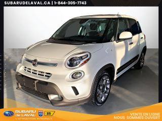 Used 2014 Fiat 500 L Trekking *Toit Panoramique* for sale in Laval, QC