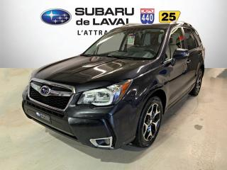 Used 2016 Subaru Forester 2.0XT Limited Eyesight Awd*Turbo* for sale in Laval, QC
