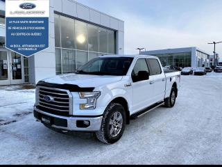 Used 2015 Ford F-150 Cab SuperCrew 4RM 157 po XLT for sale in Victoriaville, QC
