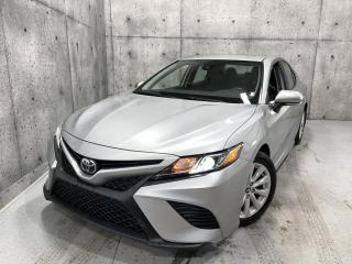 Used 2020 Toyota Camry SE Cuir Applecar Sièges Chauffants Camera 203HP for sale in St-Nicolas, QC