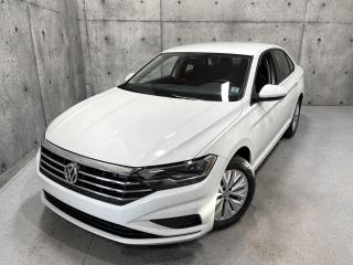 Used 2019 Volkswagen Jetta Comfortline avec boîte automatique 147HP for sale in St-Nicolas, QC