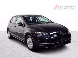 Used 2019 Volkswagen Golf COMFORTLINE TSI A/C MAGS CAMERA DE RECUL for sale in St-Hubert, QC
