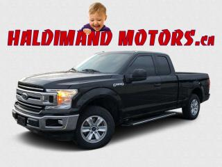 Used 2018 Ford F-150 XLT EXT Cab 2WD for sale in Cayuga, ON