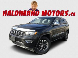 Used 2017 Jeep Grand Cherokee LIMITED 4WD for sale in Cayuga, ON