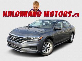 Used 2020 Volkswagen Passat COMFORTLINE for sale in Cayuga, ON