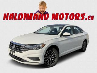 Used 2019 Volkswagen Jetta HIGHLINE for sale in Cayuga, ON