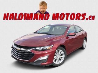 Used 2019 Chevrolet Malibu LT for sale in Cayuga, ON