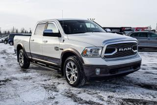 Used 2018 RAM 1500 LARAMIE LONGHORN GPS ECODIESEL for sale in St-Hubert, QC