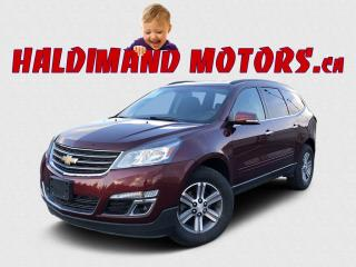 Used 2017 Chevrolet Traverse 2LT AWD for sale in Cayuga, ON