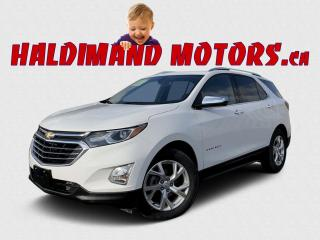 Used 2018 Chevrolet Equinox PREMIER 2WD for sale in Cayuga, ON