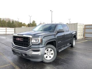 Used 2018 GMC Sierra 1500 WT CREW CAB 4WD for sale in Cayuga, ON